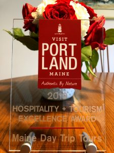 2019 HOSPITALITY + TOURISM EXCELLENCE AWARD